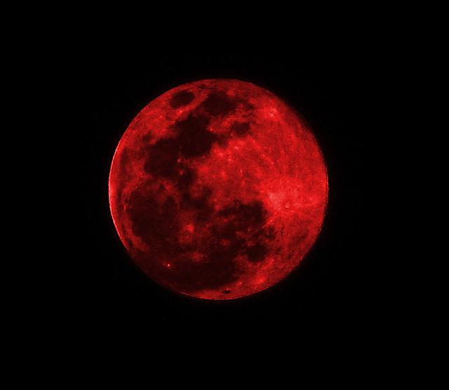 Η Επίδραση της Σελήνης στον άνθρωπο