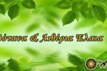 Βότανα & Αιθέρια Έλαια
