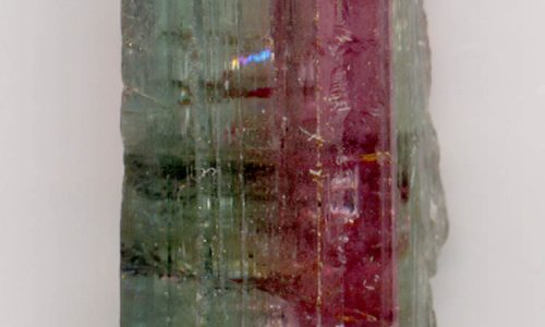 Τουρμαλίνη Ροζ/Πράσινη (Pink/Green Tourmaline)
